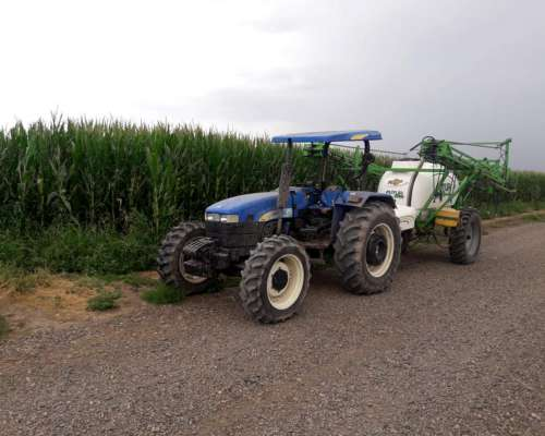 New Holland 4030 - 75 HP - DT - 5500 Hs - año 2017