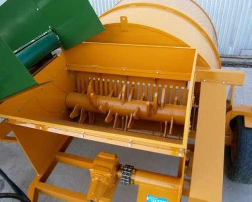 Emb. de Forrajes de 6 Pies con Rotor. Metabel Nueva