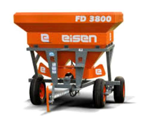 Fertilizadora Bidisco 3800 Eisen