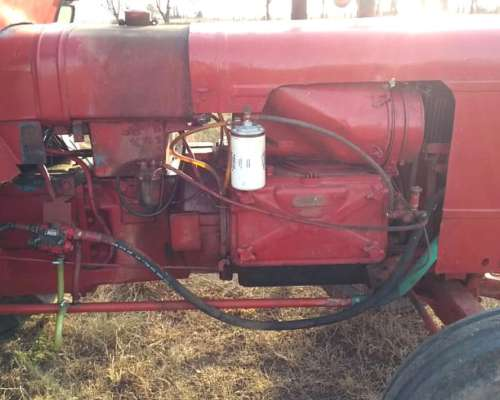 Tractor Fahr 55 HP