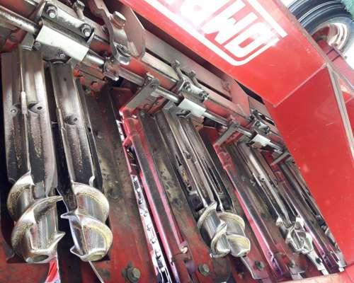 Maicero Ombu 2003 8 a 52cm.embocador Massey