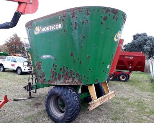 Mixer Vertical Montecor C/balanza