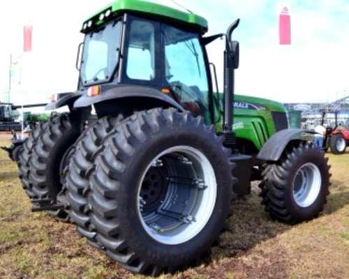 Tractor Agrale BX 7215 Doble Tracción Industria Argentina