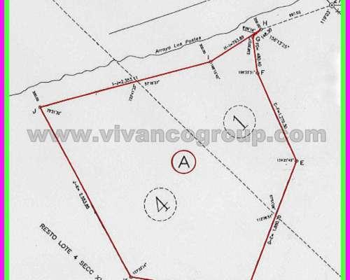 Campo 714 Has. - Zona Loncopué - Provincia de Neuquén
