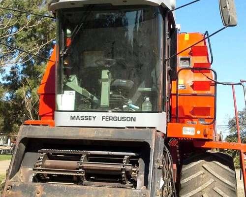Oferta Cosechadora Massey Ferguson 34 - con Plataf. y Maic.