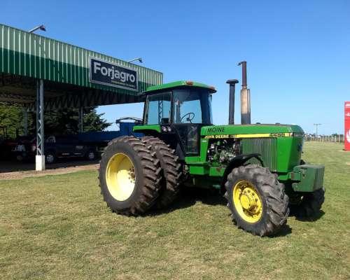 Tractor John Deere 4455 Doble Tracción