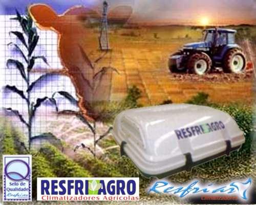 Climatizador Nuevo 0km Aire Campo Cosechadora Tractor