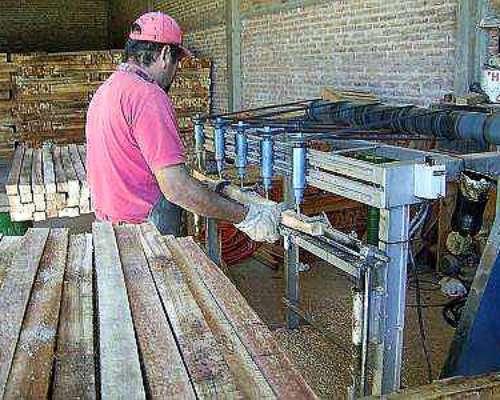 Varillas De Curupay - Lapacho Y Quebracho Colorado