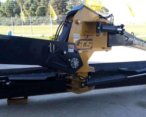 Niveladora de Arrastre Construcción GTS Planner 510 CT