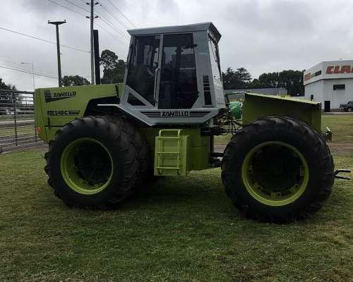 Tractor Zanello 540c, Rodado Dual 18.4-34