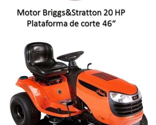 Minitractor Ariens - Motor BYS 20hp - Plataforma 46