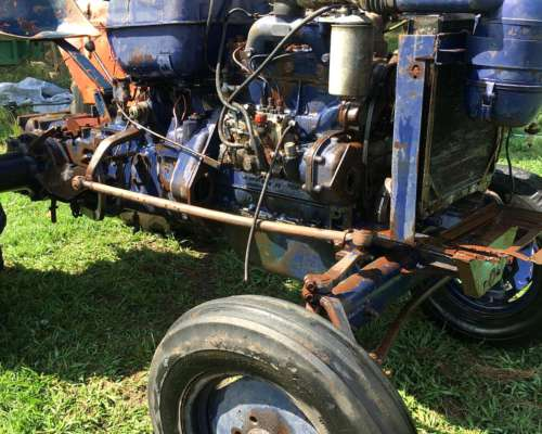 Tractor Fiat 400 Usado