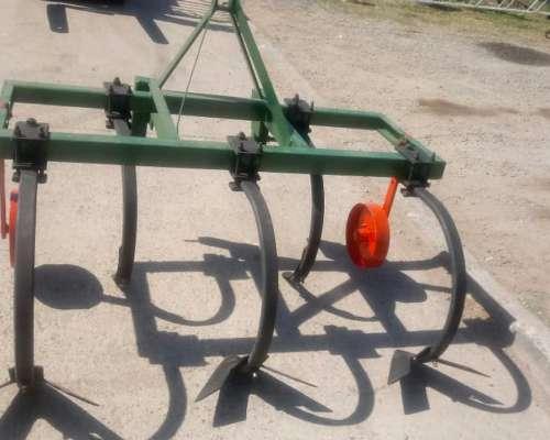 Cincel de 5 Arcos / Convertible en Carpidor