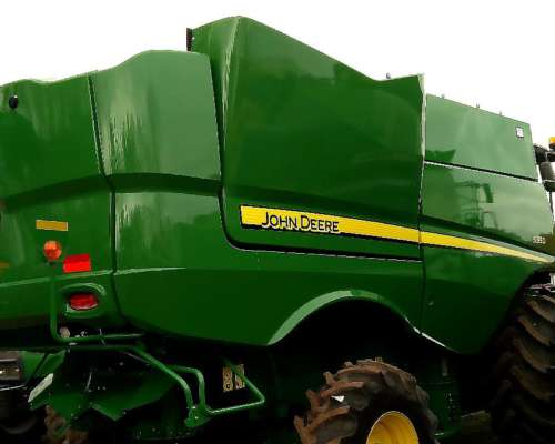 John Deere S 550 Axial 30 Pies Nueva Disponible Financiada