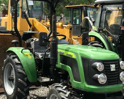 Tractor 45 HP 4X4 Chery Usado 1700 Horas año 2017