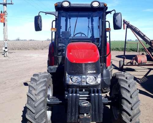 Tractor Case JX 90, Doble Tracción, Excelente Estado, 2017