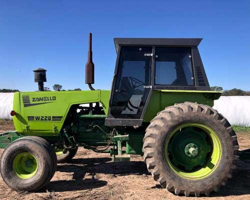 Tractor, Zanello 220, Impecable