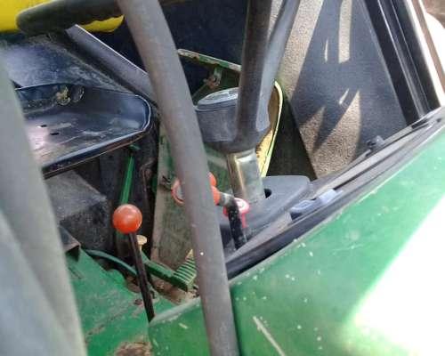 Tractor John Deere 2850 C/ Pala Tedeschi