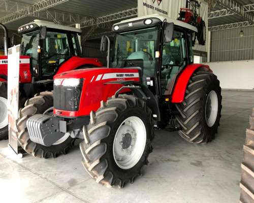 Tractor Massey Ferguson MF 4297 Full - Disponible