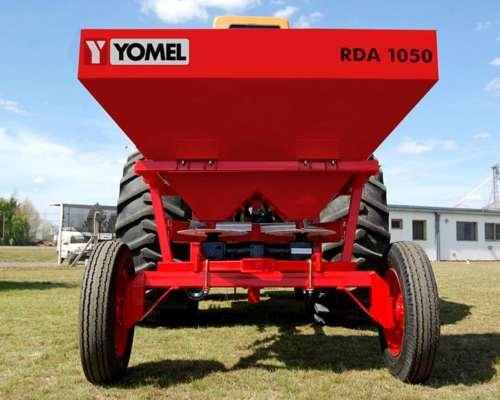 Fertilizadora Esparcidora, Yomel, RDA 600/1050rda