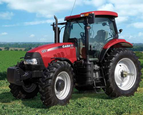 Tractor Case IH Puma 155