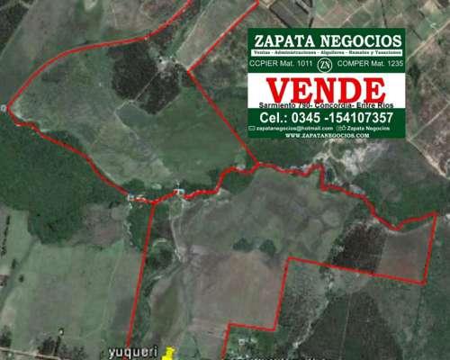 Campo Agrícola, Ganadero, Forestal, Frutal.