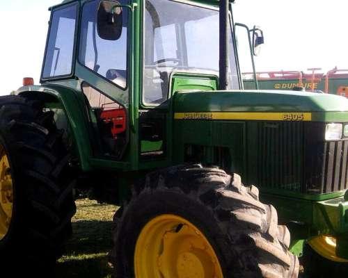 Tractor John Deere 6405 110hp