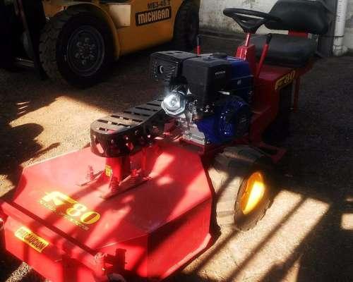 Mini Tractor Cortacesped Giro 360° 14 HP 80 cm Vende Cignoli