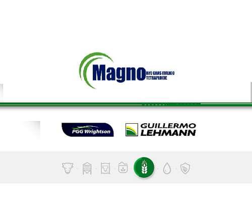 Ryegrass Magno - Semilla Forrajera PGG Wrigthson