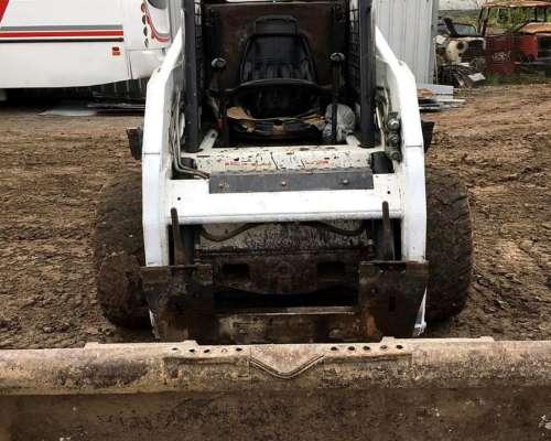 Minicargadora Bobcat S 150.