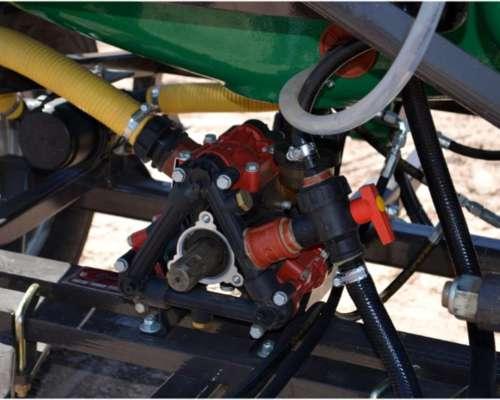 Pulverizador Tres Puntos 2100 Lts - Hidráulico - Praba