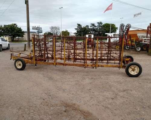 Balanzon de Rastra Transportable Agrometal