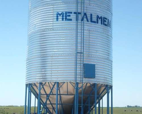 Metalmen- Silos Menonitas. LP.