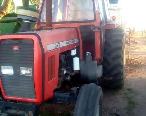 Muy Buen Tractor de Chacarero