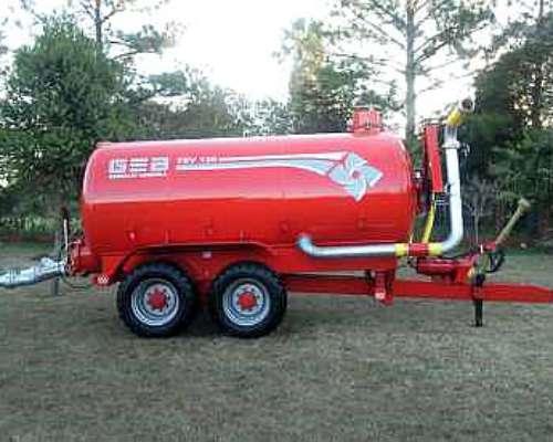 Cisterna Estercolera 12.000 Lts TEV 120