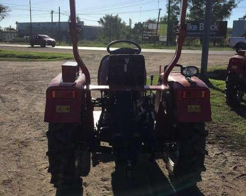 Tractor Hanomag 304 a con Tres Puntos 4X4