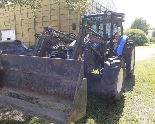 Tractor New Holland TD 5.90 D/traccion, Pala y Tres Puntos