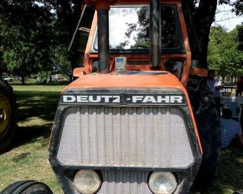 Tractor Deutz Fahr AX 80s: 11.000 Dolares. muy Buen Estado.
