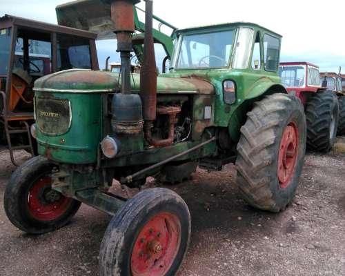 Tractor Deutz 70 con 18/4/34