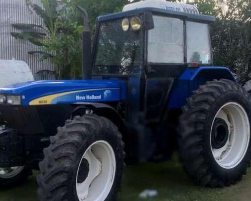 8030 New Holland 2012