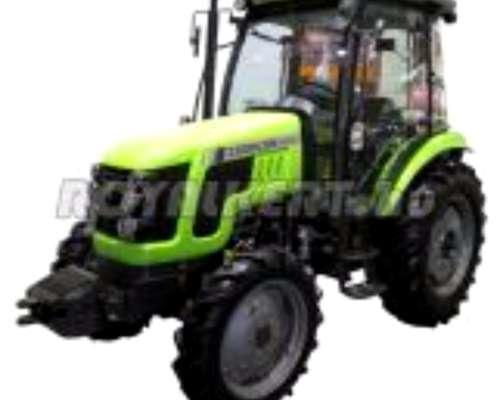 Tractor Doble Tracción Agricola 80 HP con Cabina