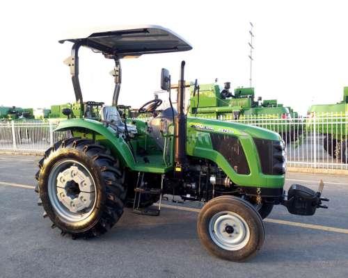 Tractor 4X2 Simple Traccion 60 HP Compacto