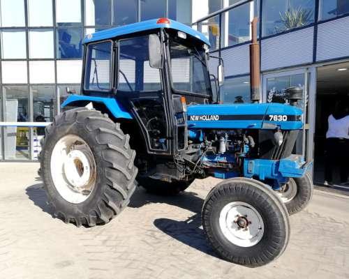 Tractor New Holland 7630- Oferta