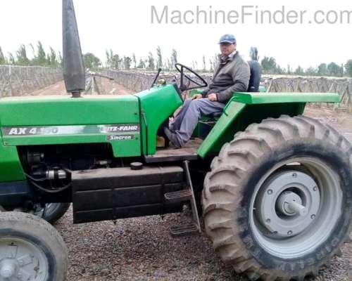 Tractor Deutz AX 4100 Mod 1994 en Buen Estado