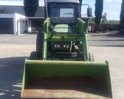 Tractor Agco Allis 6.110 2008 3500 Hs Impecable