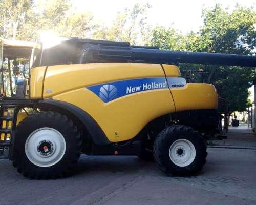 New Holland Cr 9080, Reparada, Mc 40