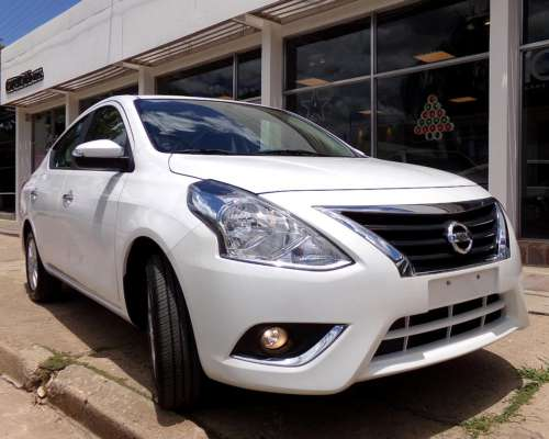 Nissan Versa Advance M/T MY2020 0km Super Equipado