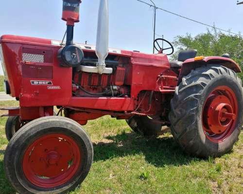 Tractor Fahr 86, Motor 2114