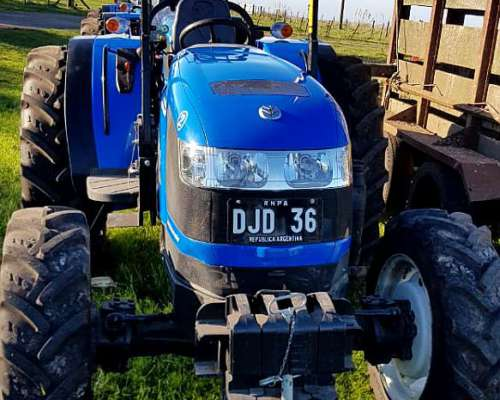 Tractor New Holland TR85