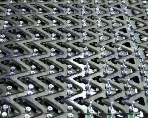 Cuchilla Armada de 22ft22x6 para Claas Doble Mando